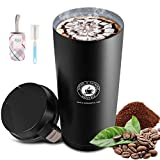 Travel Mug- Coffee Travel Mug with Ceramic Coating, Reusable Coffee Cup for Men