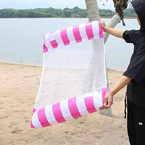 FzJs-J-in Hamaca de agua flotante para cama flotante, para piscina, playa, flotador