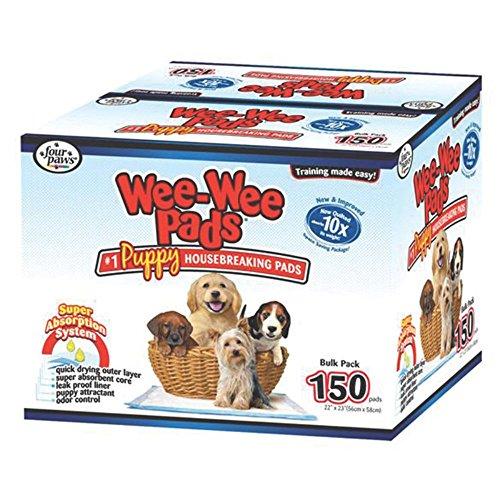 Wee Wee Pads 150pk Box