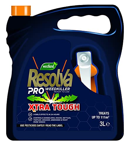 Resolva Pro Ready To Use Weed Killer