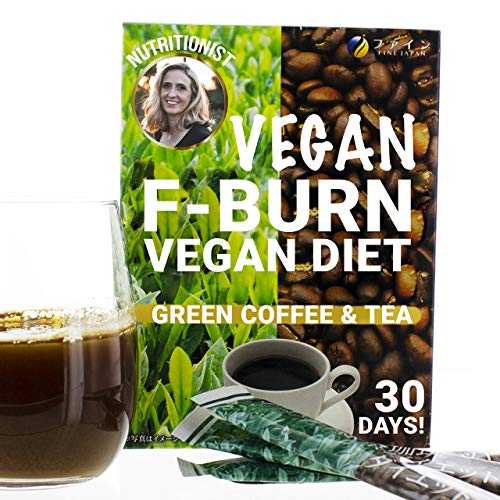 Groene thee en koffie gecombineerd: afvallen gemakkelijk en gezond met een natuurlijk dieet Wonder Instant Drink uit Japan - 100% GMO-vrij!