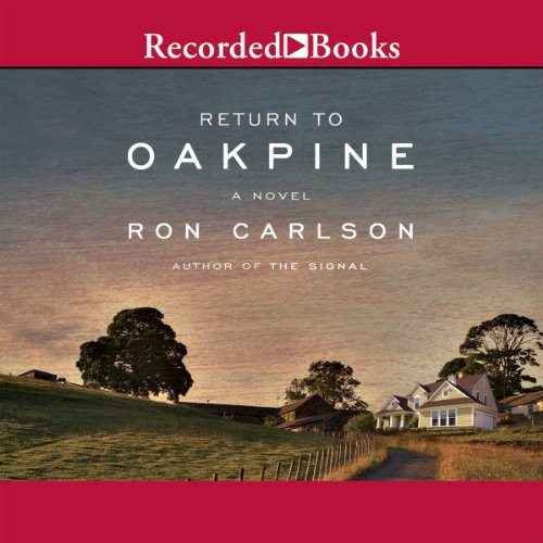 Return to Oakpine audiobook cover art
