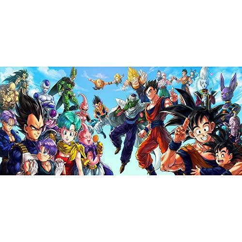 Tapeten Dragon Ball Wallpaper Anime 3D Fototapete Schlafzimmer-200X150Cm