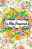 Quaderno Delle Password: Password Book ( Per 416 Siti Web )