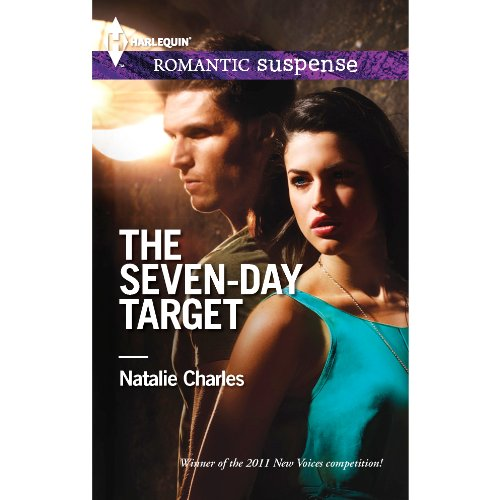 The Seven-Day Target audiobook cover art