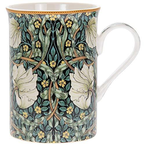 Lesser & Pavey Kaffeebecher William Morris Pimpernel
