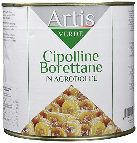 Artisfood Cipolline Borettane in Agrodolce - 3000 gr