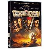 Piratas del Caribe: La maldición de la Perla Negra [DVD]