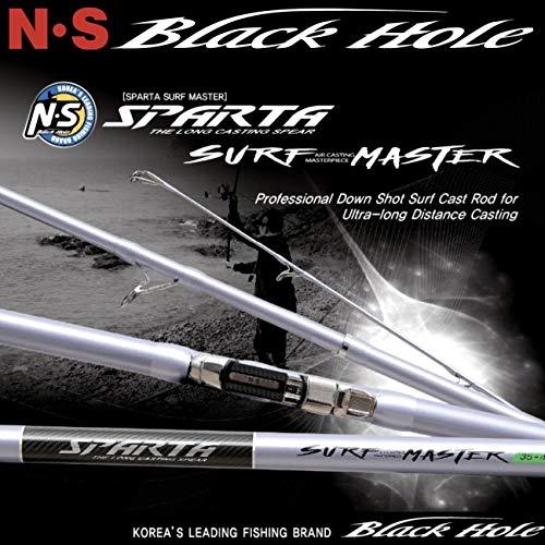 Black Hole NS RODS SPARTA SURF MASTER 4,30 m