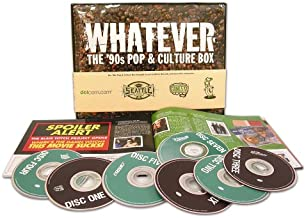 Whatever: The 90s Pop & Culture Box