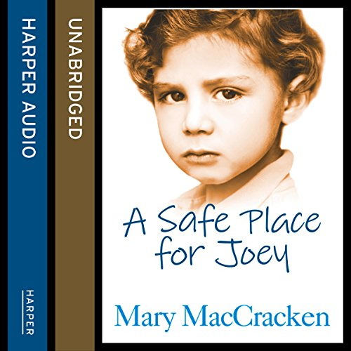 A Safe Place for Joey cover art
