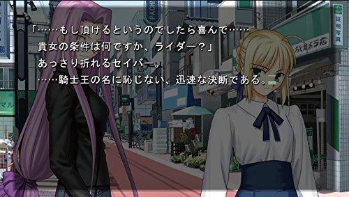 Fate/hollowataraxiaPlayStationVitatheBest