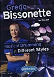 Gregg Bissonette-Musical Drumming In Different Styles