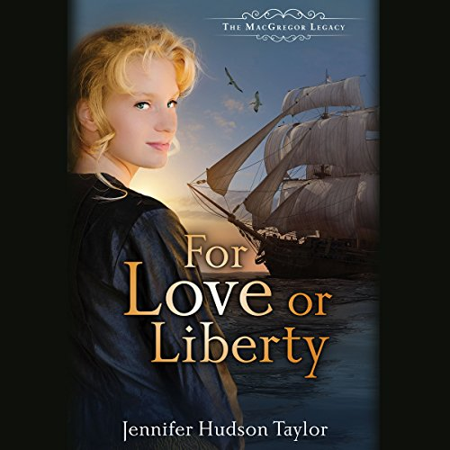 For Love or Liberty audiobook cover art