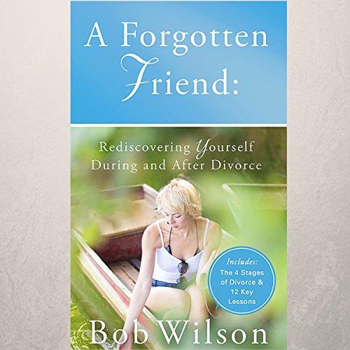 A Forgotten Friend audiobook cover art