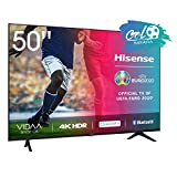Hisense UHD TV 2020 50AE7000F - Smart TV Resolución 4K con Alexa integrada, Precision Colour, escalado UHD con IA, Ultra Dimming, audio DTS Studio Sound, Vidaa U 4.0