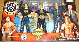 WWE Evolution Action Figures Randy Orton, Triple H , & Ric Flair by Jakks Pacific Inc 2003