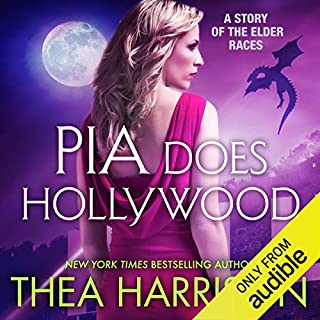 Pia Does Hollywood     Elder Races              By:                                                                                                                                 Thea Harrison                               Narrated by:                                                                                                                                 Sophie Eastlake                      Length: 4 hrs and 30 mins     520 ratings     Overall 4.7