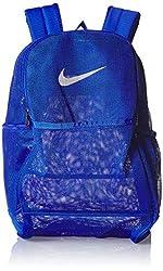 top 10 small mesh backpack Mesh backpack NIKE Brasilia 9.0, Game Royal / Game Royal / White, etc.