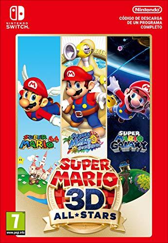 Juegos Nintendo Switch Mario 3D All Stars Marca Nintendo