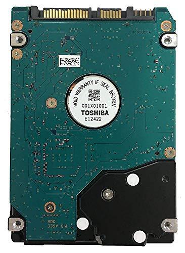 TOSHIBA 東芝 2.5inch SATA HDD 500GB 5400回転 512セクター(非AFT) MK5076GSX