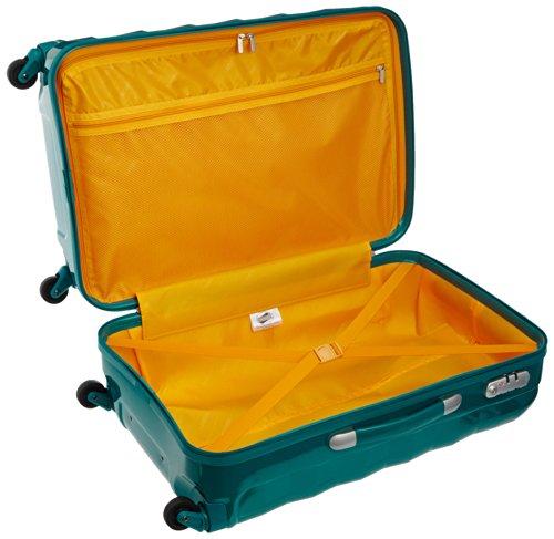 [アメリカンツーリスター]スーツケースキャリーケースクリスタライトスピナー69保証付70L60cm4.1kgターコイズ
