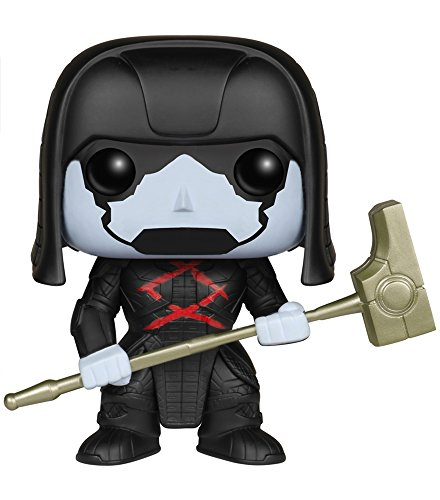 Funko POP! Marvel Guardianes de la galaxia: Ronan
