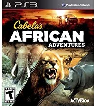 Brand New Activision Blizzard Inc Cabela African Adventure Ps3