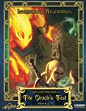 The Oracle's Test (Trail of the Apprentice, Band 4) - Paris Crenshaw