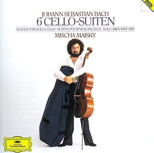 Mischa Maisky & Johann Sebastian Bach