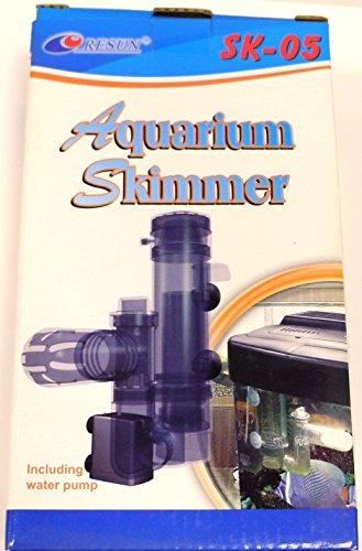 RESUN SK-05 Eiweißabschäumer Abschäumer Nano Riff Skimmer 5 Watt