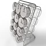Royal Spice and Seasoning Rack - 12 Jars set with Stainless Steel Rack
