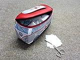 BRISA VW Collection - Volkswagen T1 Bulli Bus 3D Universal-Schmink-Kosmetik-Kultur-Reise-Hausrats-Tasche-Mäppchen-Beutel (First Aid/Neopren) - 3