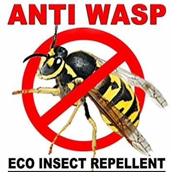 Anti Wasp: Eco Insect Repellent