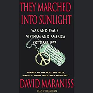 They Marched Into Sunlight audiobook cover art