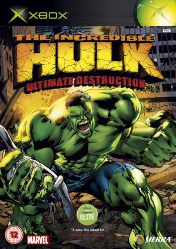 The Incredible Hulk: Ultimate Destruction