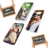 PixiPrints Foto-Handyhülle Kompatibel mit Samsung Galaxy S10e selbst gestalten & mit eigenem Bild Bedrucken * Hüllentyp: Hardcase/Transparent