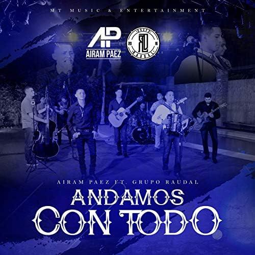 Airam Paez feat. Grupo Raudal feat. Grupo Raudal