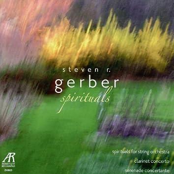 Steven R. Gerber: Spirituals