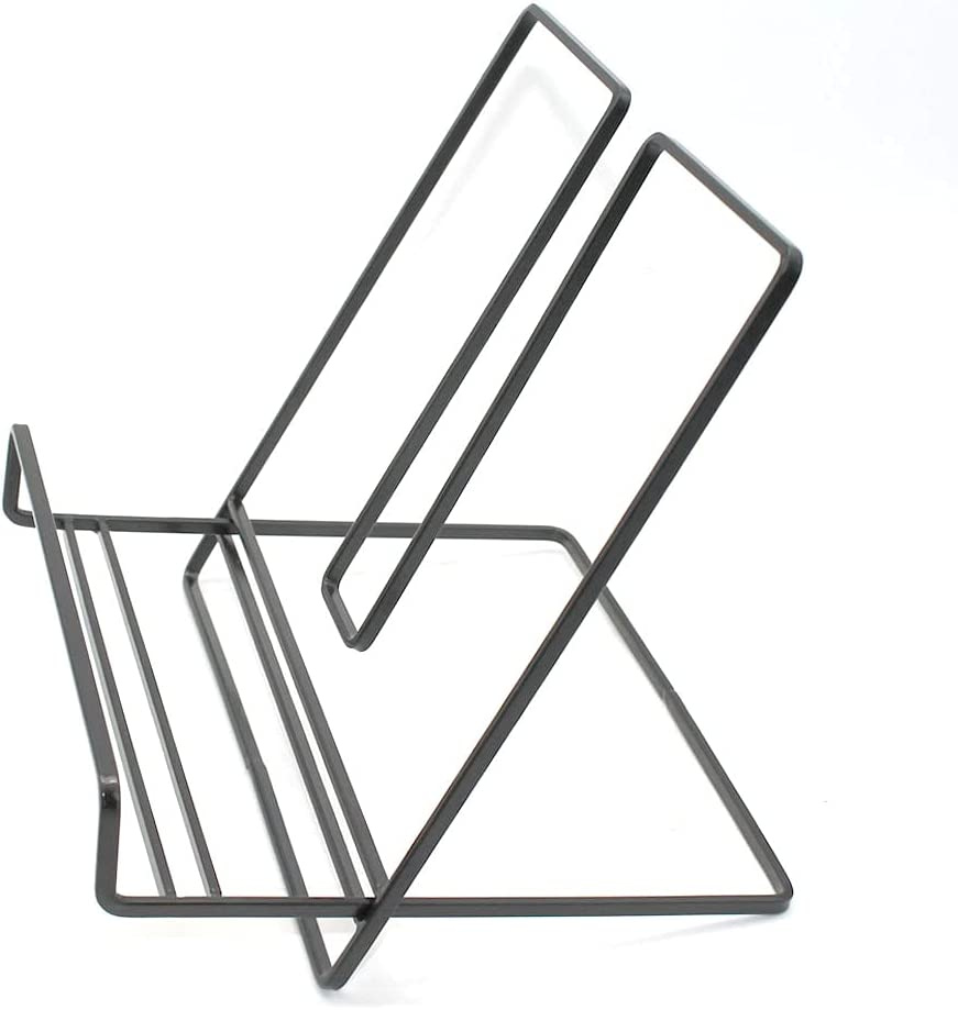 Songying A-001 Multifunction Foldable Metal Recipe Holder Cookbo