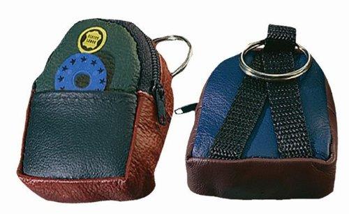 Unbekannt SCHLÜSSELANHÄNGER/SCHLÜSSELTASCHE - Mini Rucksack mit Schlüsselring (1)
