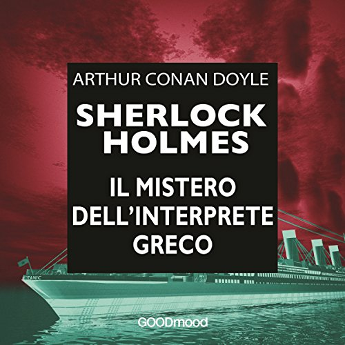 Il mistero dell'interprete greco cover art
