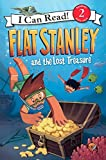 Flat Stanley and the Lost Treasure (I Can Read!: Level 2) - Jeff Brown