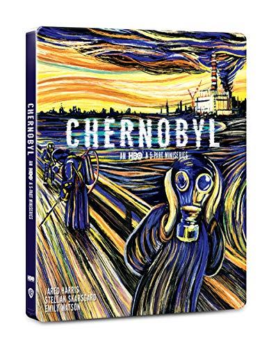Chernobyl (portada puede variar) (blu_ray) [Blu-ray]