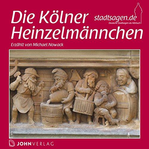 Die Heinzelmännchen von Köln audiobook cover art