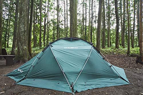 世界の冒険家に認められた高機能テントFighter3人用テント2人用1人用ドーム型アウトドア用品キャンプ用品軽量防水紫外線防止通気性登山災害用防災用(グリーン)