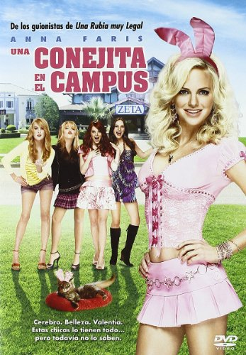 Una Conejita En El Campus [DVD]