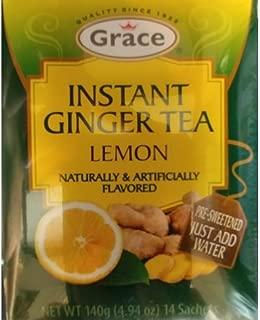 Best grace instant ginger tea Reviews