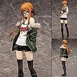 YIGEYI Persona 5 FUTABA Sakura Anime ACCIÓN Figura 21 cm Figuras de PVC Figuras Coleccionables Model...