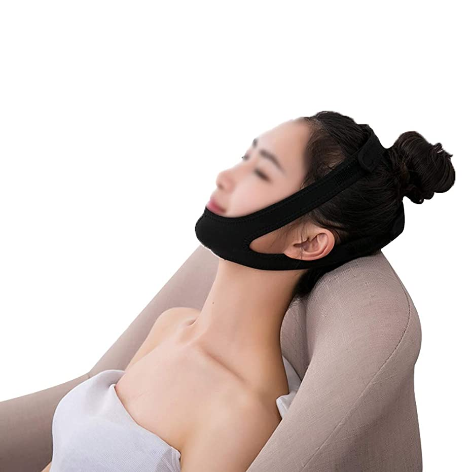 ブッシュ疼痛メールXHLMRMJ 引き締めフェイスマスク、術後リフティングマスクホーム包帯揺れネットワーク赤女性vフェイスステッカーストラップ楽器フェイスアーティファクト